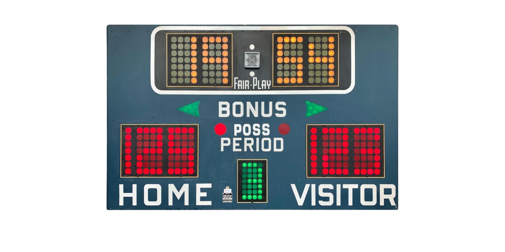 marcador de baloncesto
