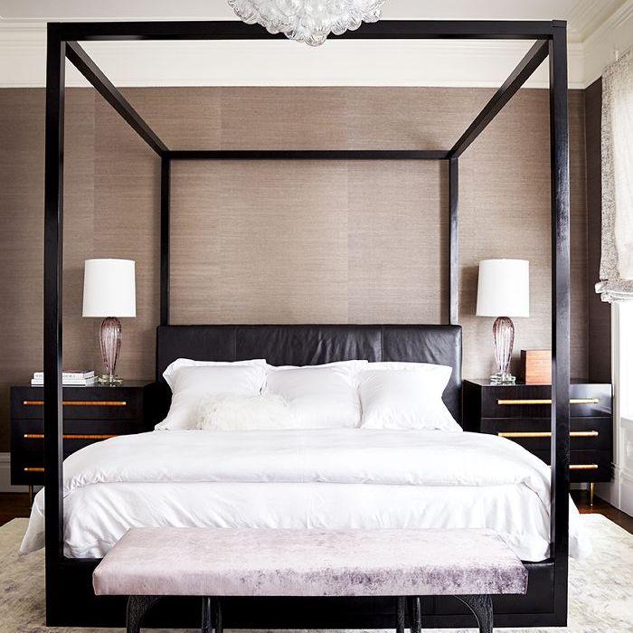 San Francisco Townhouse — Bedroom
