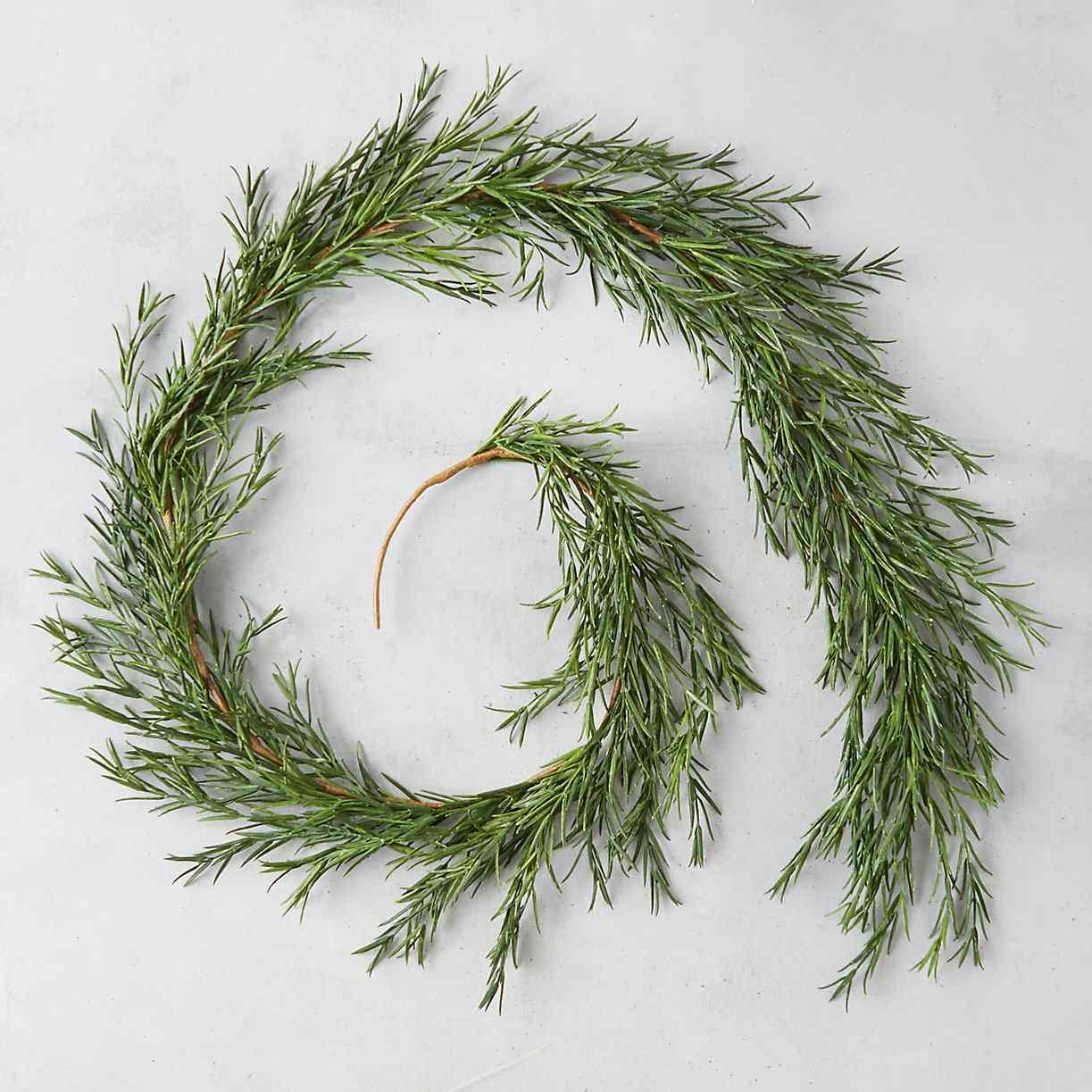 Rosemary garland