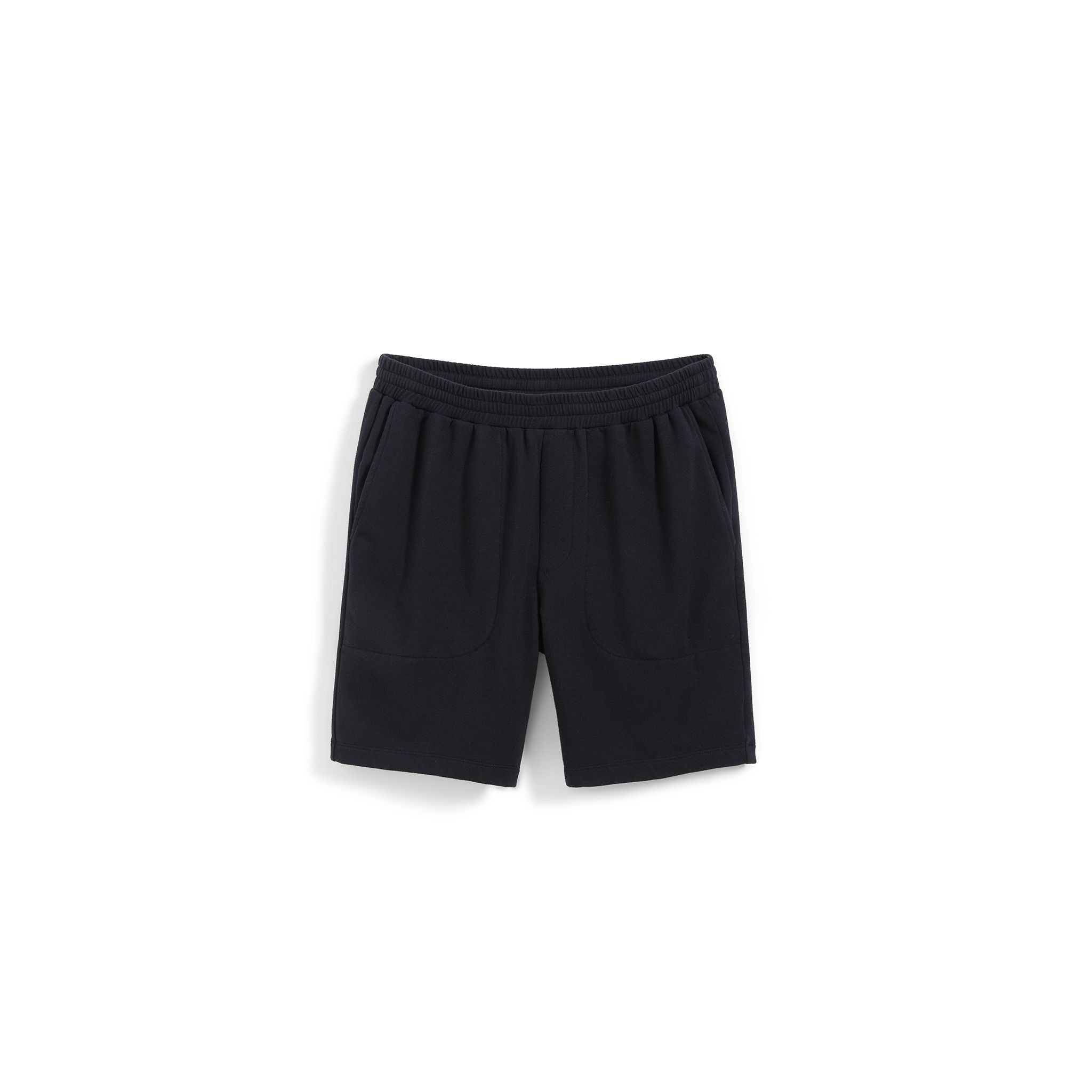 The Bowery Short in Black