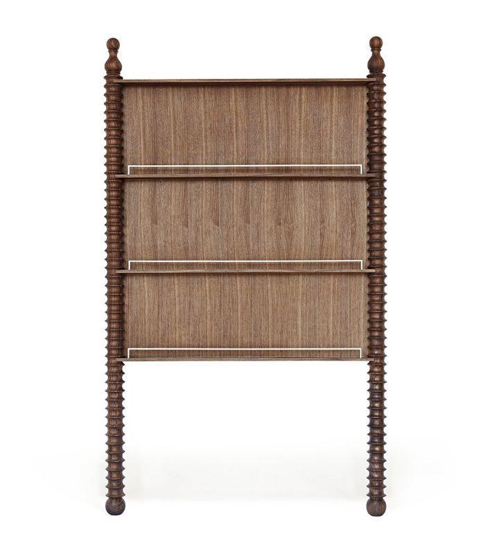 Sabin El Mirador Leaning Bookshelf