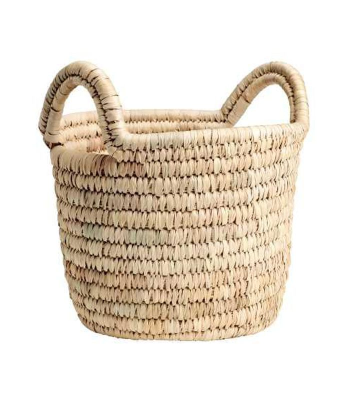 - Small Storage Basket - Natural - H & m Home