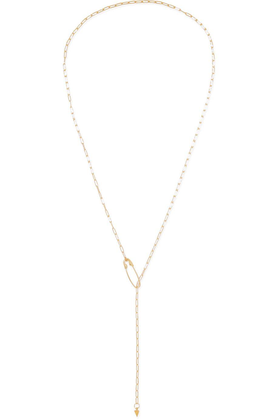 Shapeshifter 14-Karat Gold Necklace