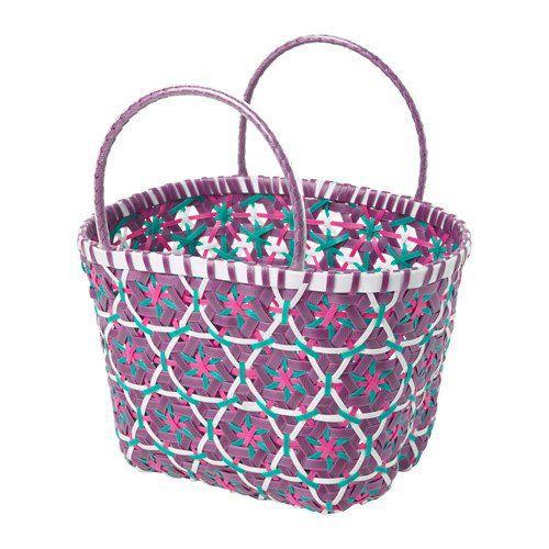 IKEA Picnic Basket in Lilac