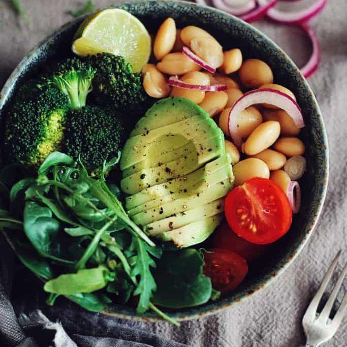 Cuencos Vegetarianos Nutritivos