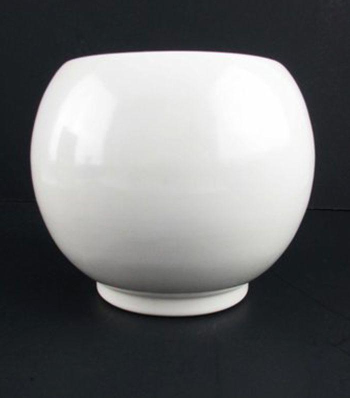Etsy Ivory Globe Vase