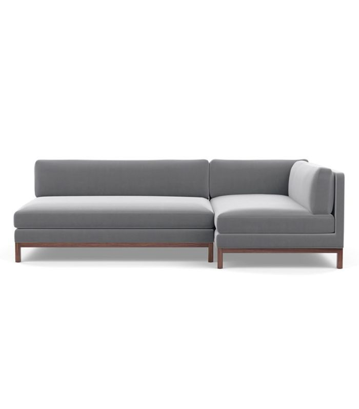 Interior Define Jasper Short Right Chaise Sectional Sofa