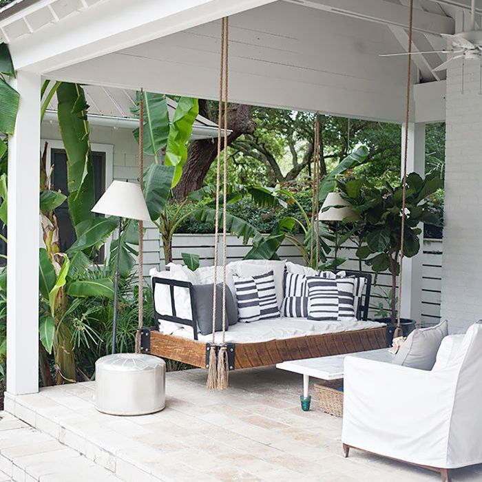 Patio Furniture Design Ideas.11 Fresh Front Porch Design Ideas To Try This Summer