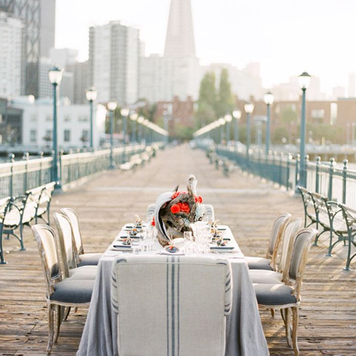 Luxury Wedding Reception With A Perfect And Awesome: Unique Wedding Reception Ideas