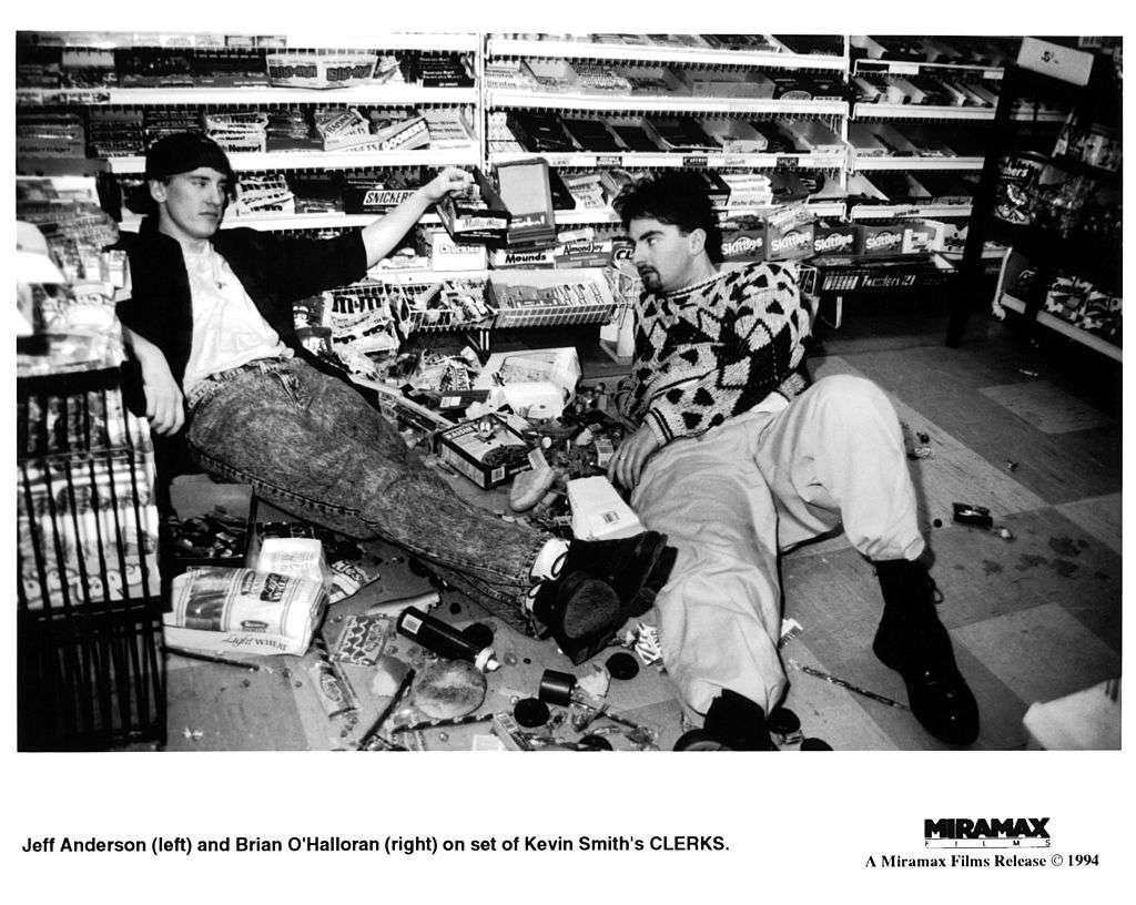 best 90s movies - clerks