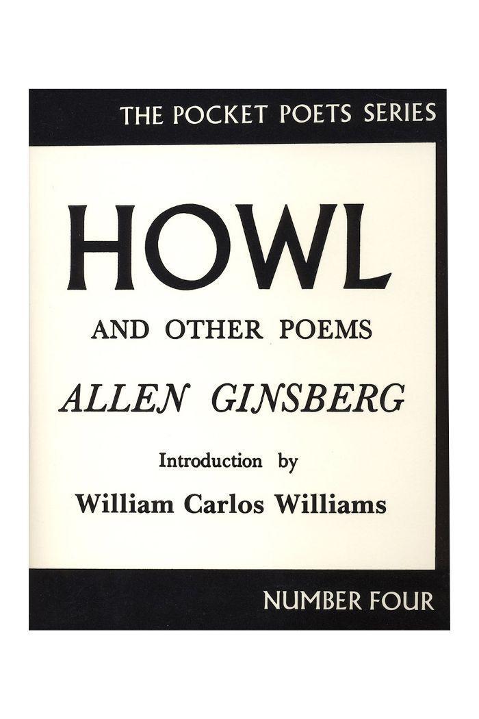 """""""Howl"""" de Allen Ginsberg"""