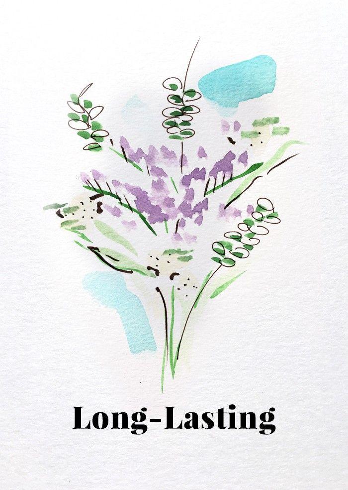 long-lasting bouquet