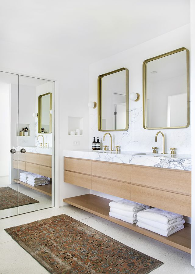 6 Mistakes You're Probably Making When Organizing Your Bathroom