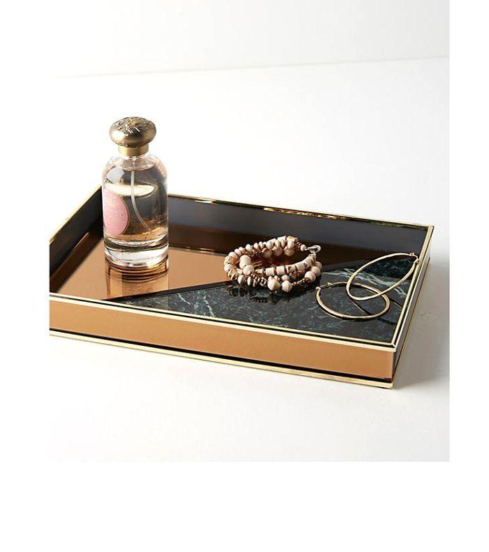 Rose Gold Vanity Tray