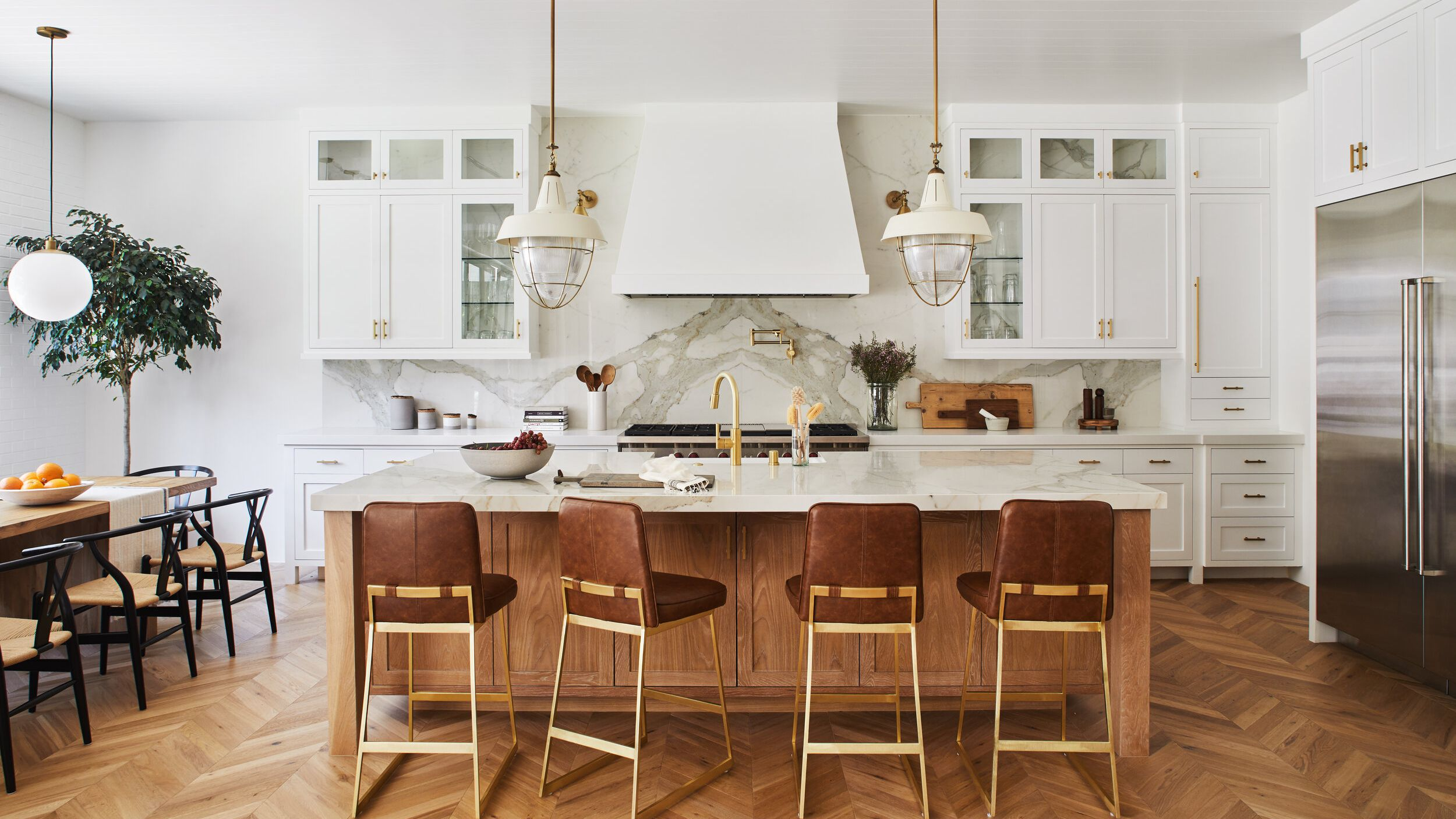 9 Open Kitchen Ideas That Are Spacious and Functional