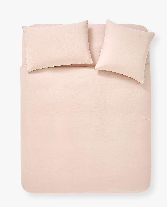 Zara Home Washed Linen Duvet Cover
