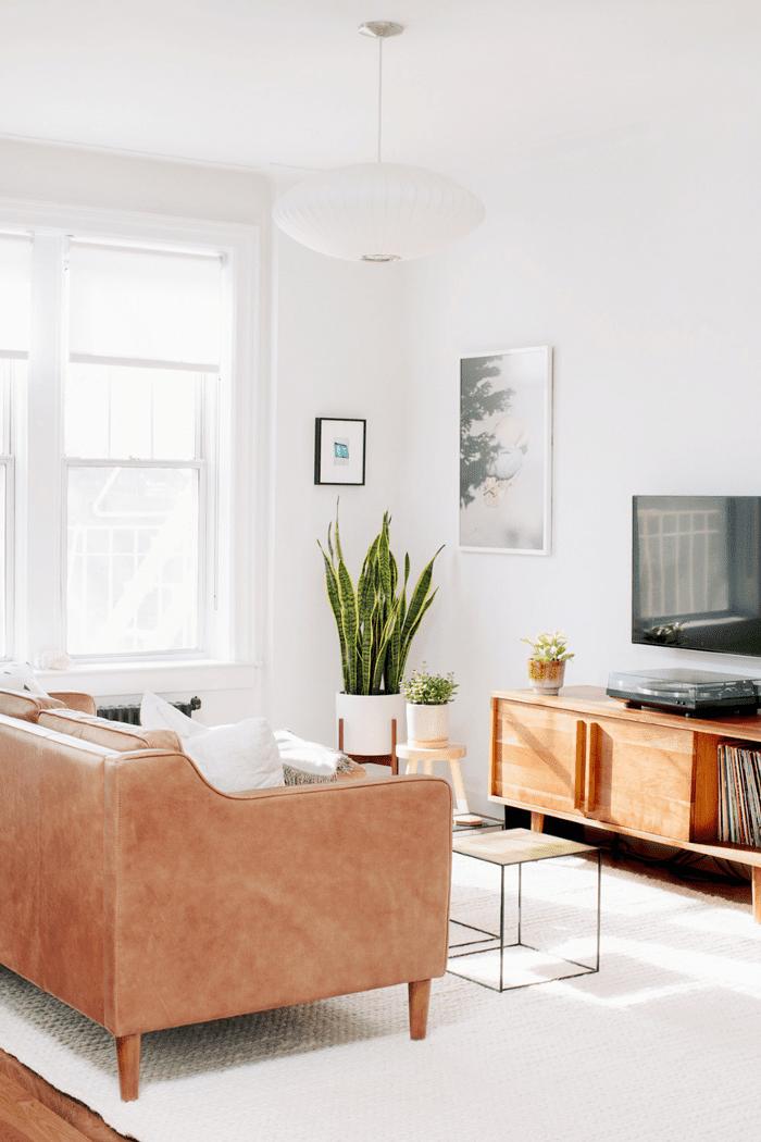 Living room pendant lantern