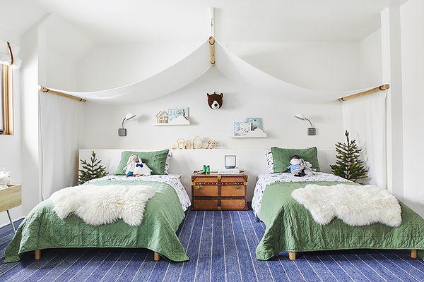 Emily Henderson Children's Bedroom