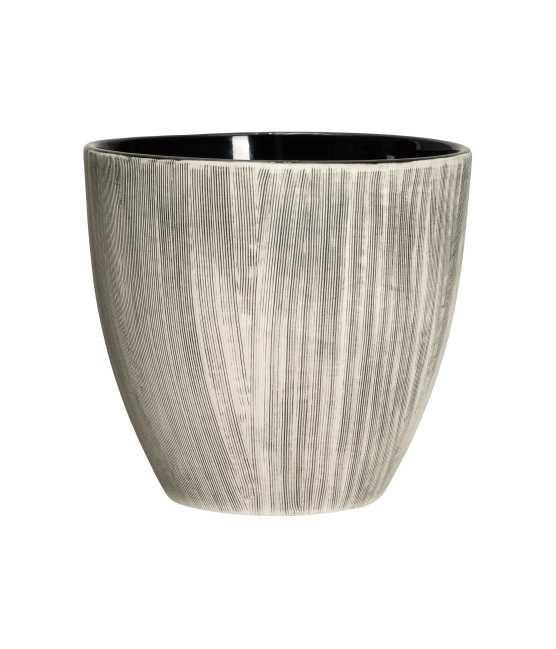 Texture-patterned Plant Pot