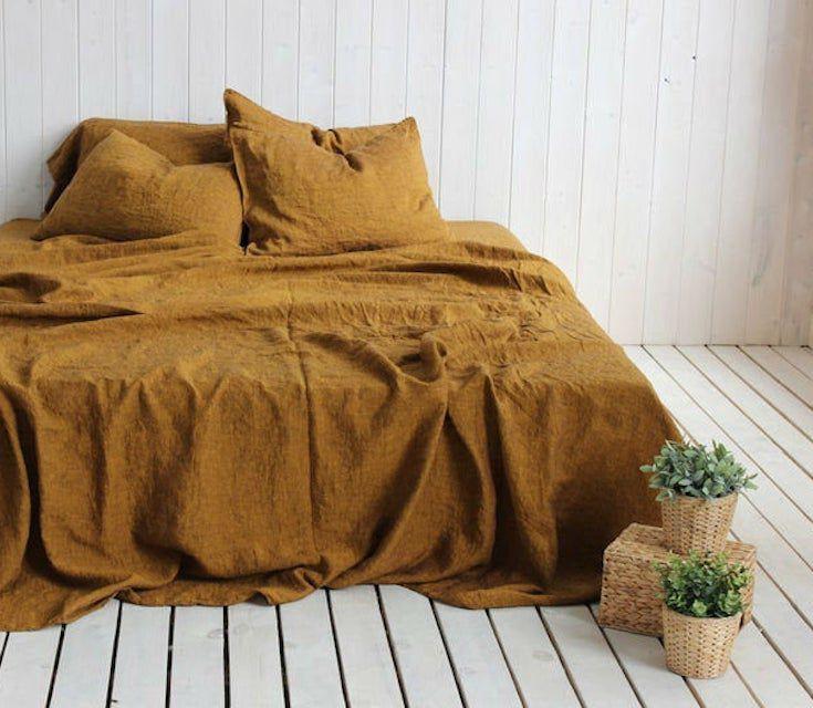 Kingdom of Comfort Linen Sheets