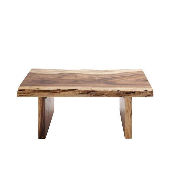 UMA Live Edge Wood Coffee Table