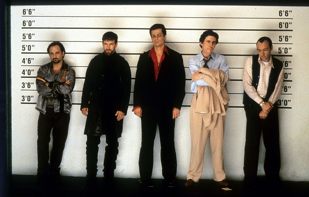 best 90s movie - the usual suspects