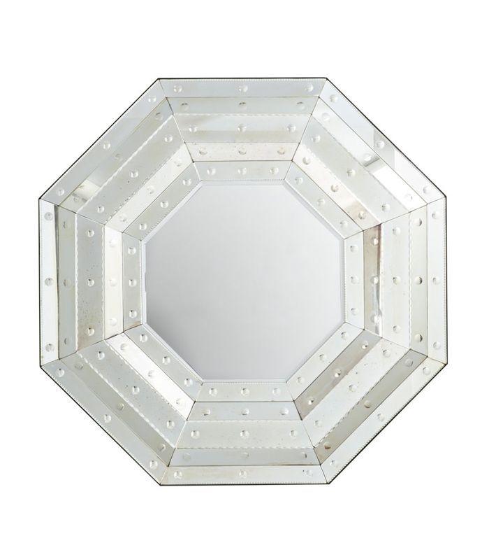 Wisteria Modena Octagonal Mirror