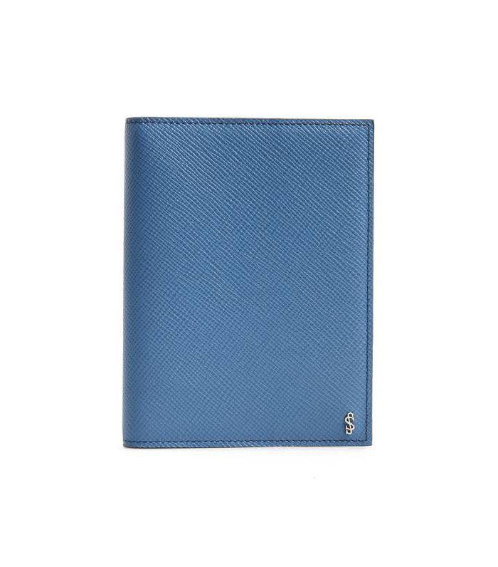 Serapian Milano Evolution Leather Passport Case -