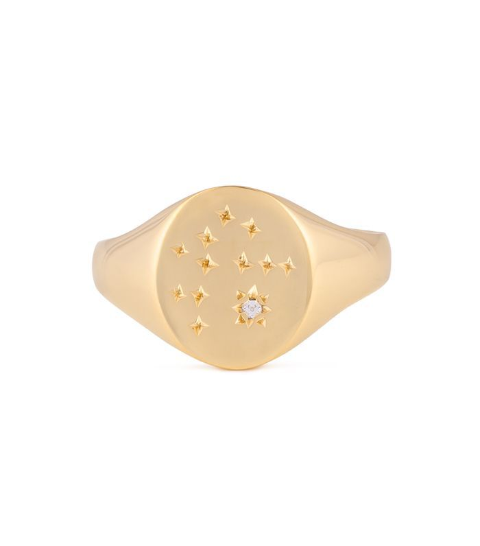 Mejuri Aquarius Ring