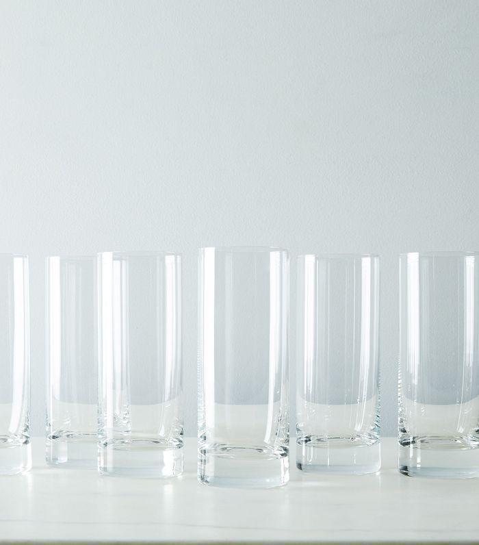 Fortessa Tableware Solutions Collins Glasses (Set of 6)