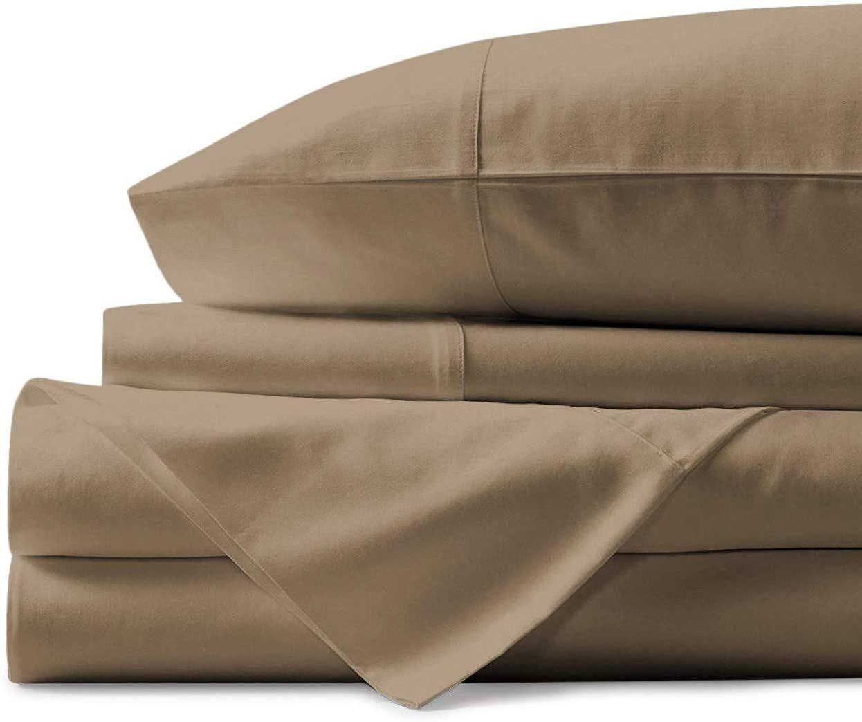 Mayfair Linen 100% Egyptian Cotton Sheet Set