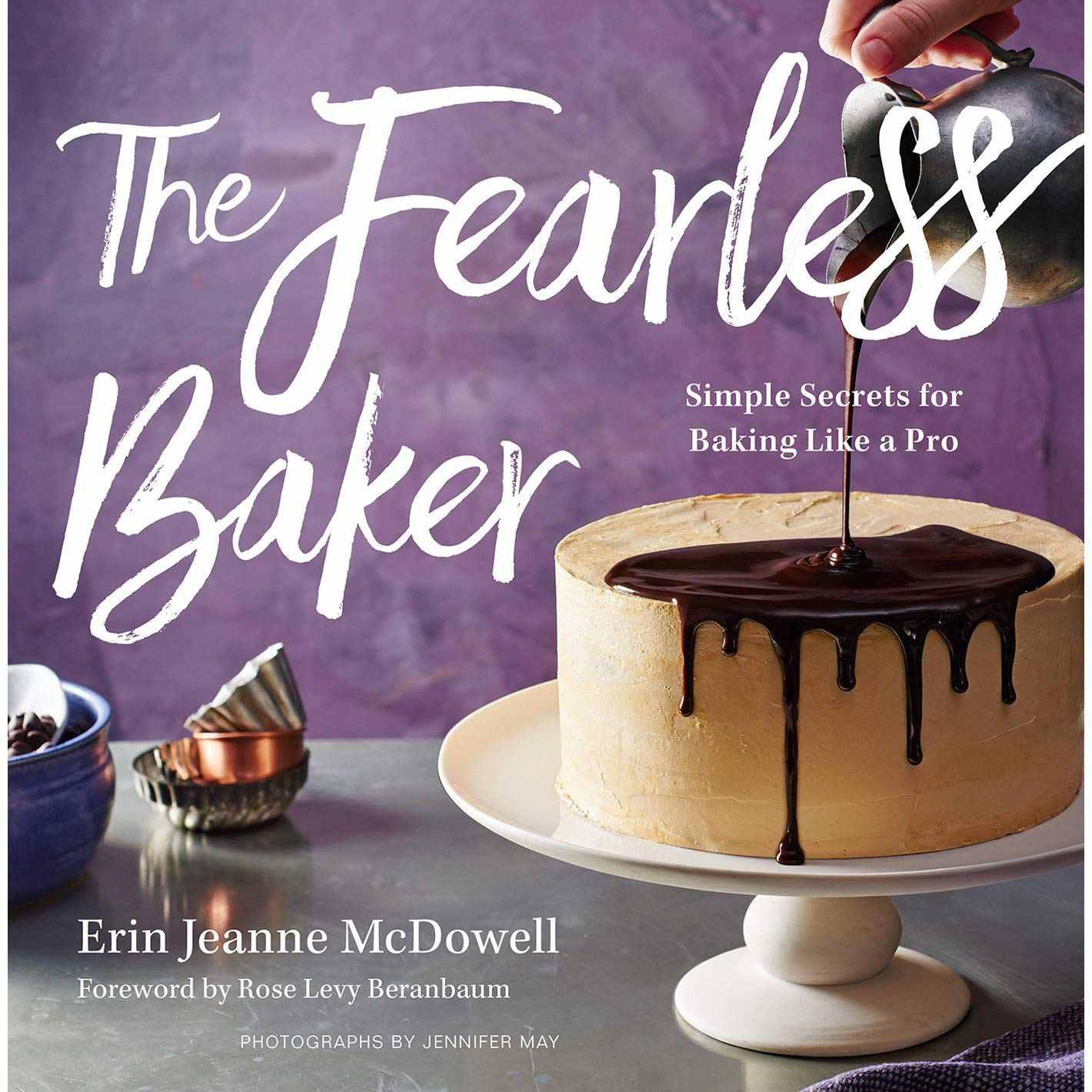 The Fearless Baker—best baking books