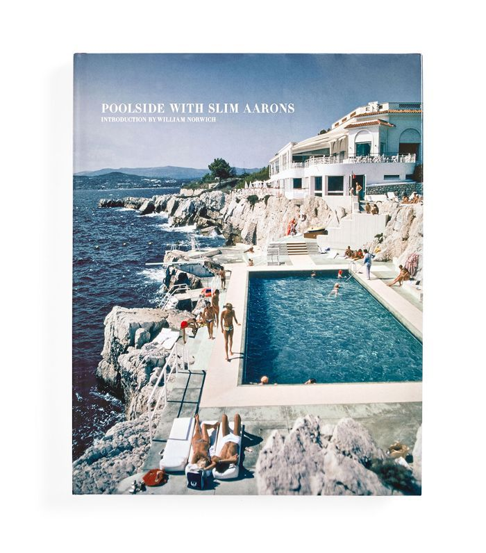 Slim Aarons Poolside With Slim Aarons