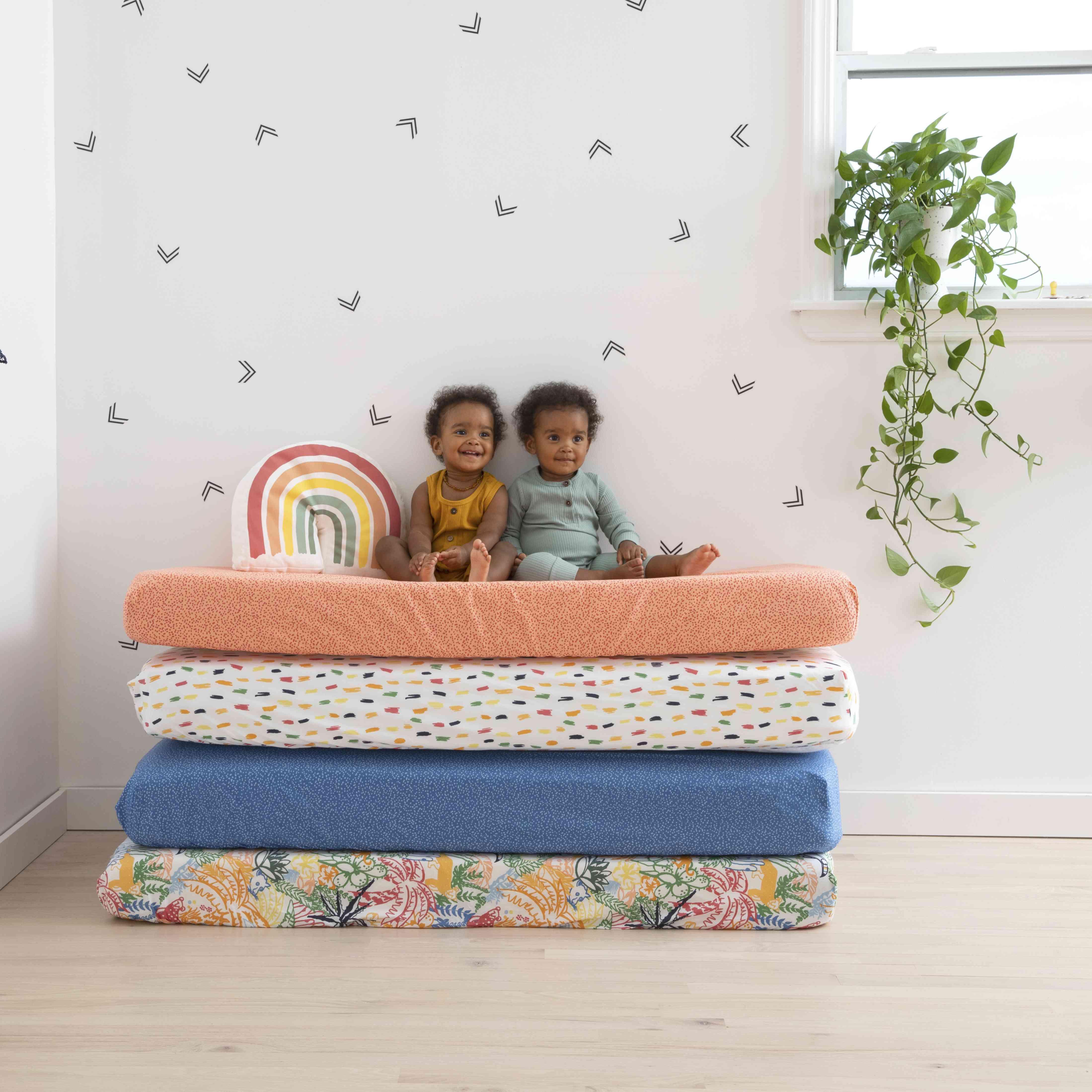 Brooklittle Crib sheet prints