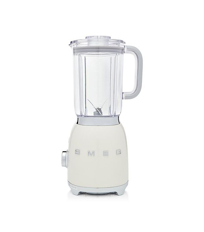 Smeg Pastel Green Retro Blender - Crate and Barrel
