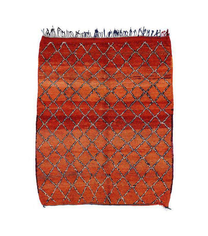 Vintage Berber Moroccan Rug - 5'9