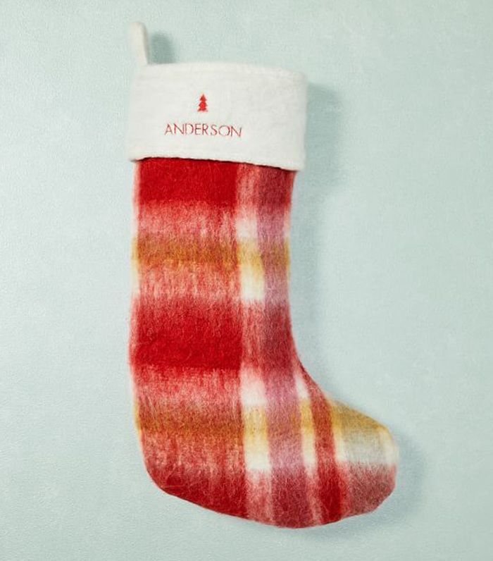 West Elm Soft Touch Stocking