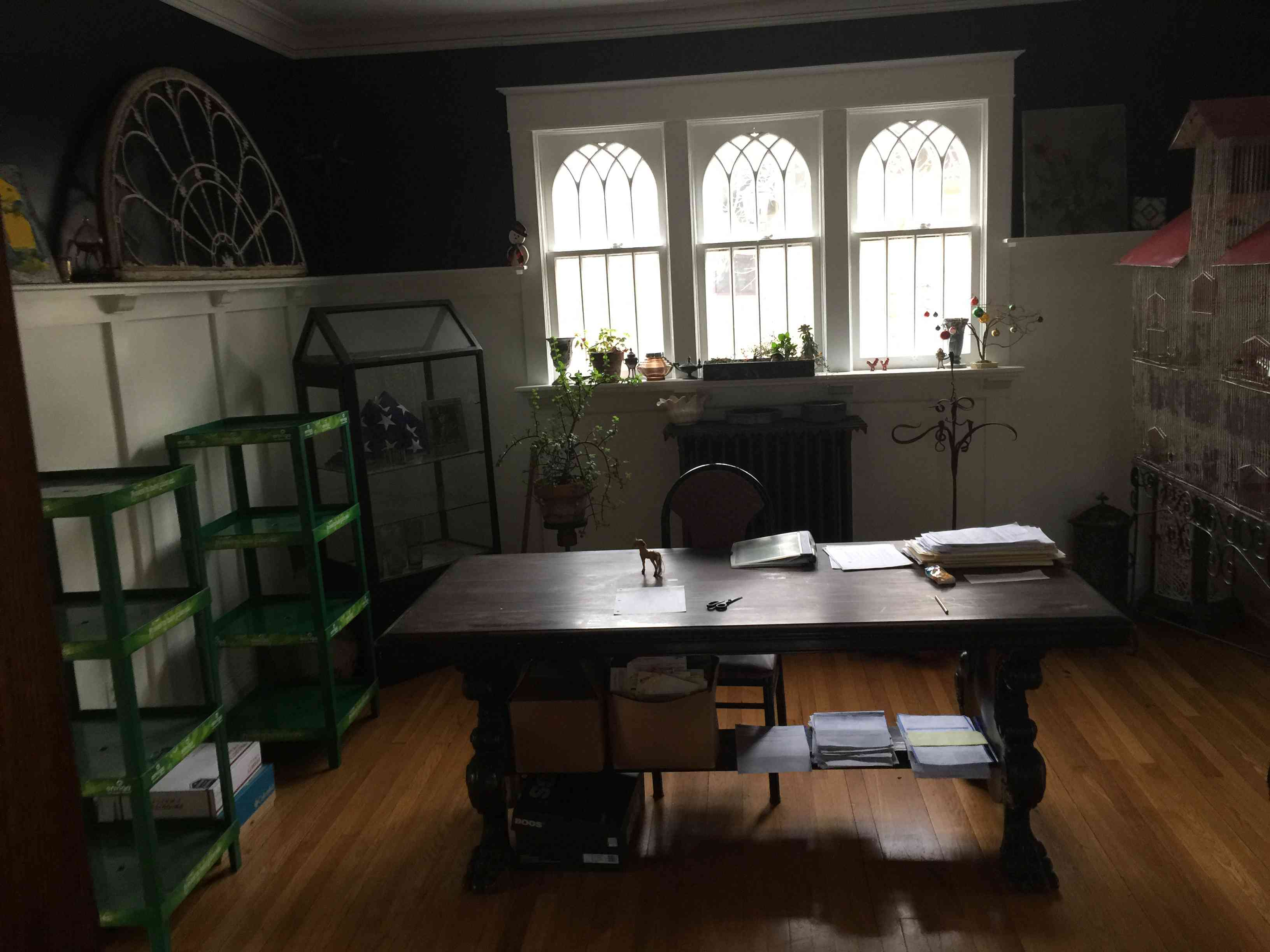 makeover of the week - Jean stoffer victorian kitchen before