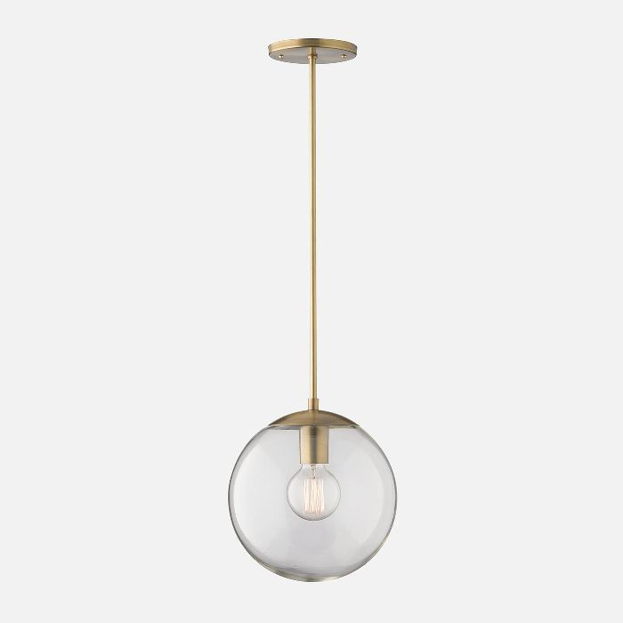 Schoolhouse Electric Luna Pendant Urban Outfitters Home
