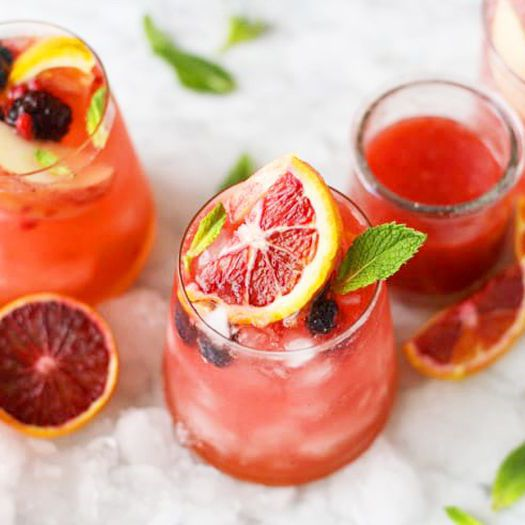 These 12 Easy Sangria Recipes Need to Make the Rounds