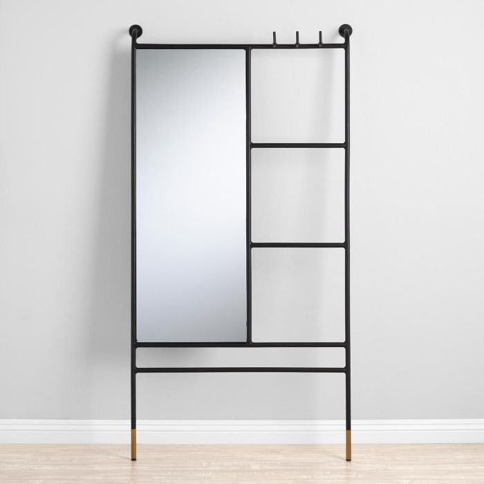 Cost Plus World Market Leaning Ladder Mirror