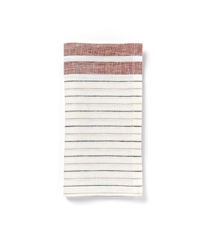 West Elm Belgian Flax Linen Napkin Set
