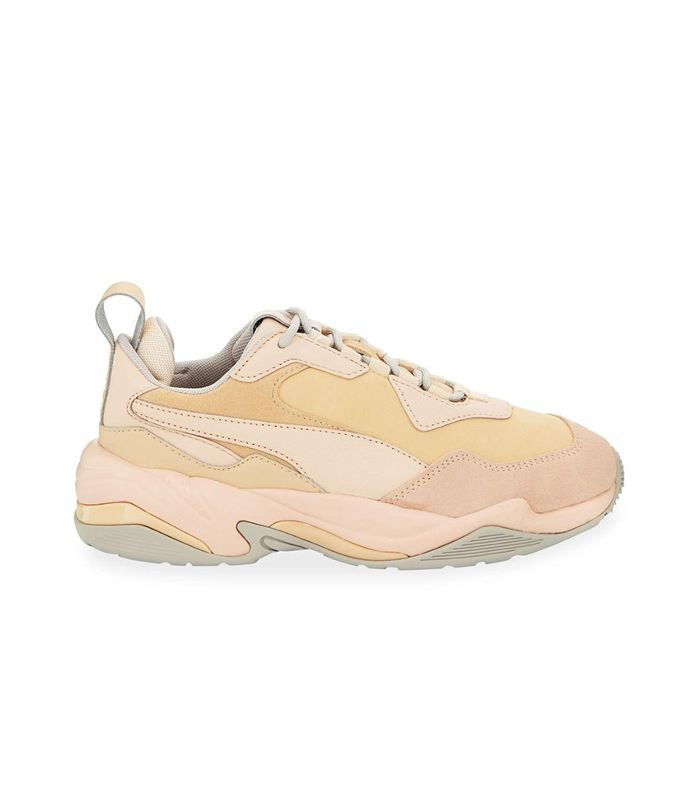 Puma Thunder Drift Leather Trainer Sneakers