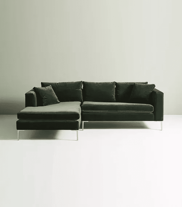 Edlyn Petite Two-Piece Chaise Sectional