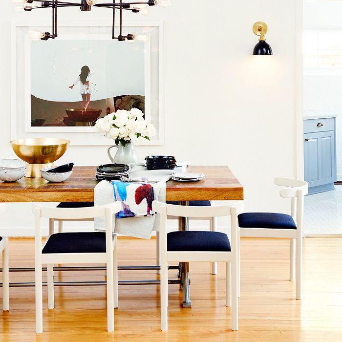 Nina Dobrev L.A. home tour   kitchen
