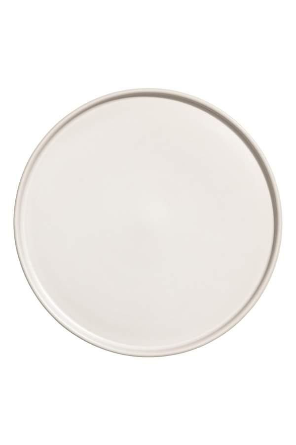 Stackable Stoneware Plate
