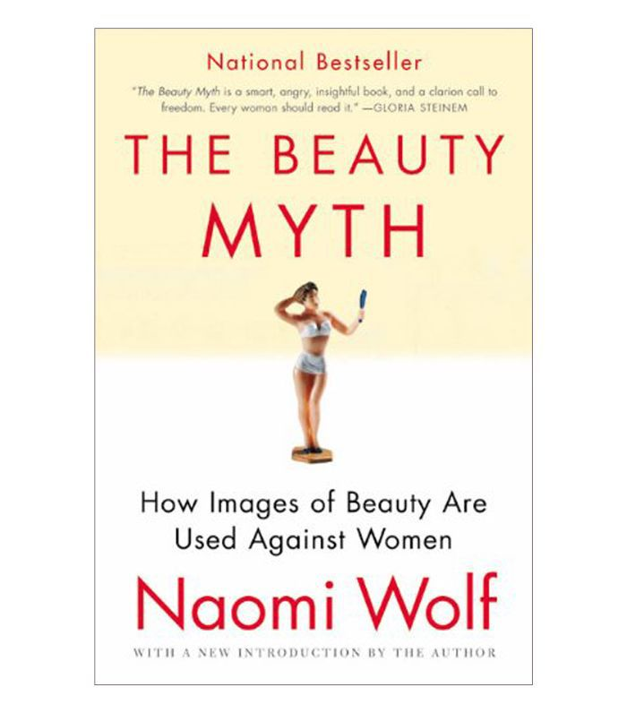 Naomi Wolf The Beauty Myth: How Images of Beauty Are Used Against Women Best Books for Long Flights