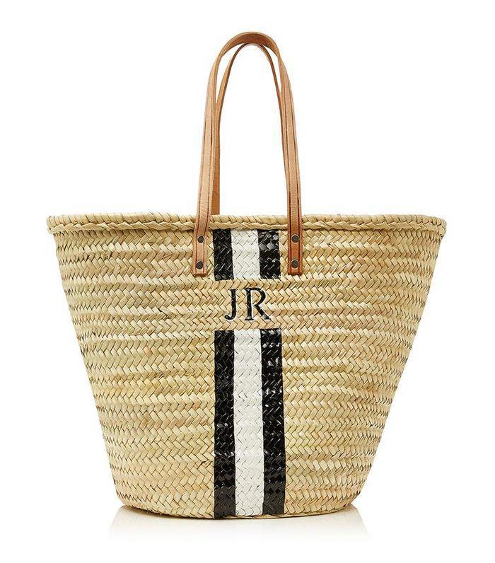 M'Onogram Long Handle Basket