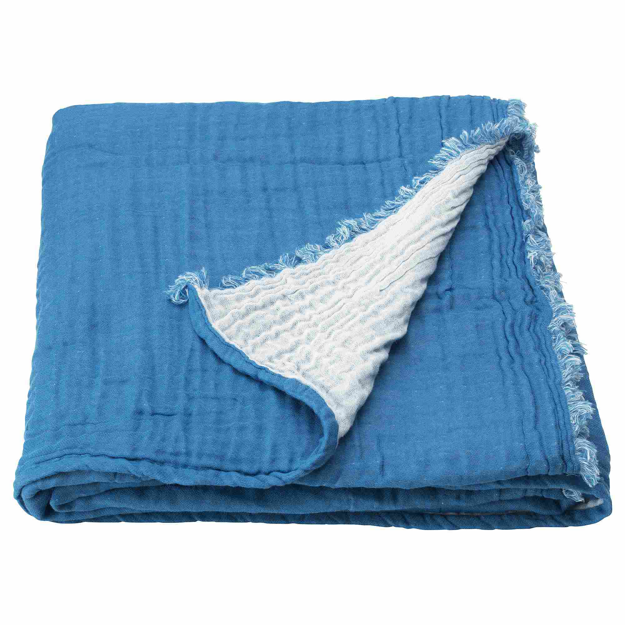 TÄNKVÄRD Blue Throw