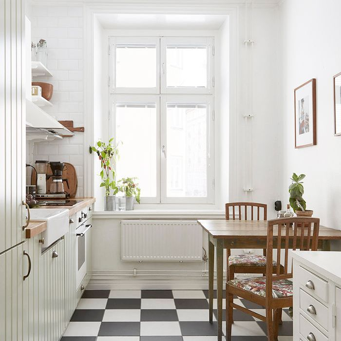 Beautiful Efficient Small Kitchens: 25 Absolutely Beautiful Small Kitchens